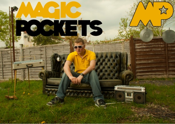 Magic Pockets - Sofa